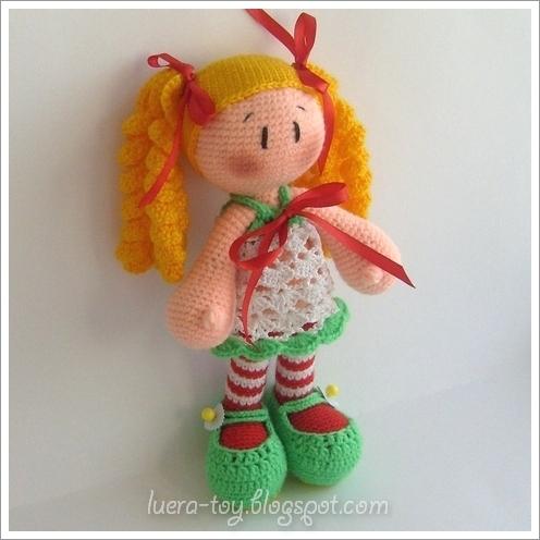 Вязание крючком своими руками куклы 88
