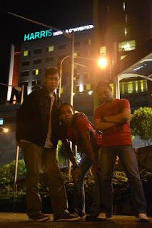 Tim NOC MEDAN di Bandung