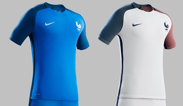 International Kits for the Euro 2016 Tournament. Pick Your Fave!