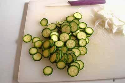 Risotto alle verdure 2