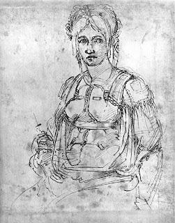 Retrato de Vittoria Colonna