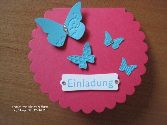 einladungskarten selber basteln für kindergeburtstag | katrinakaif, Kreative einladungen
