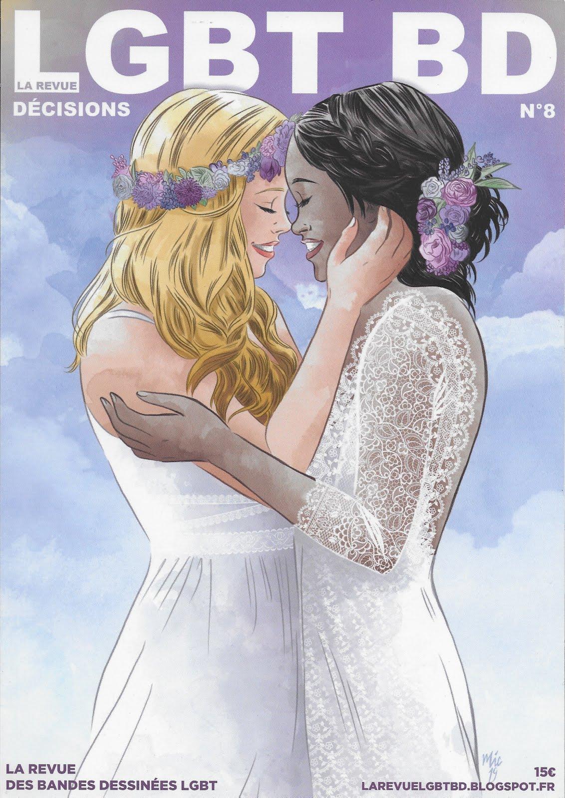 La Revue LGBT BD 8