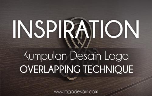 Kumpulan Desain Logo Overlapping Technique