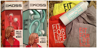 Koss Fit For Life Campaign