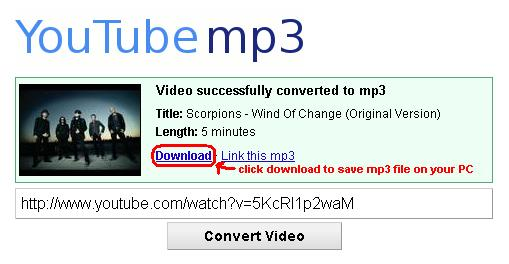 how to get mps files from you tube