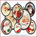 free Santa tags: