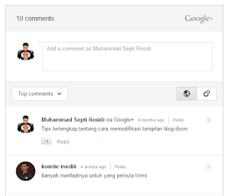 Google+ comments,google plus,google+