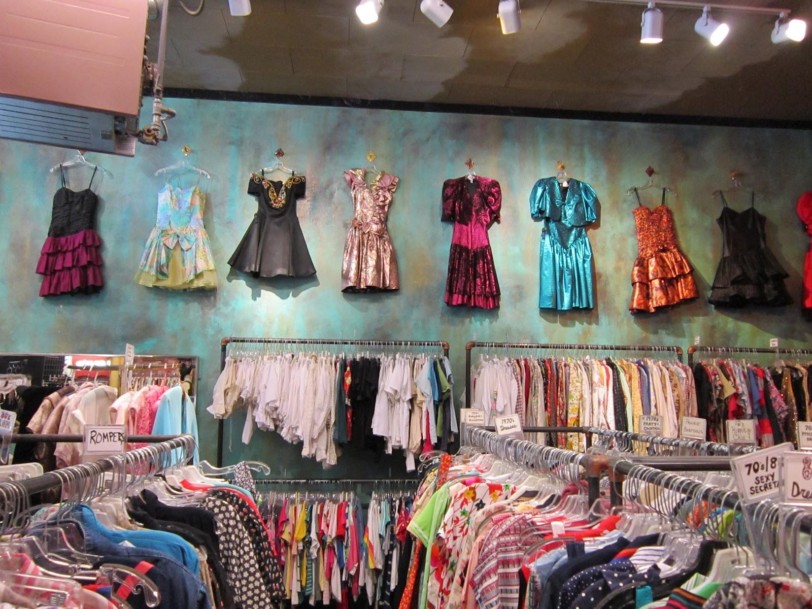 Toni S Vintage Trips Vintage On Haight Street In San