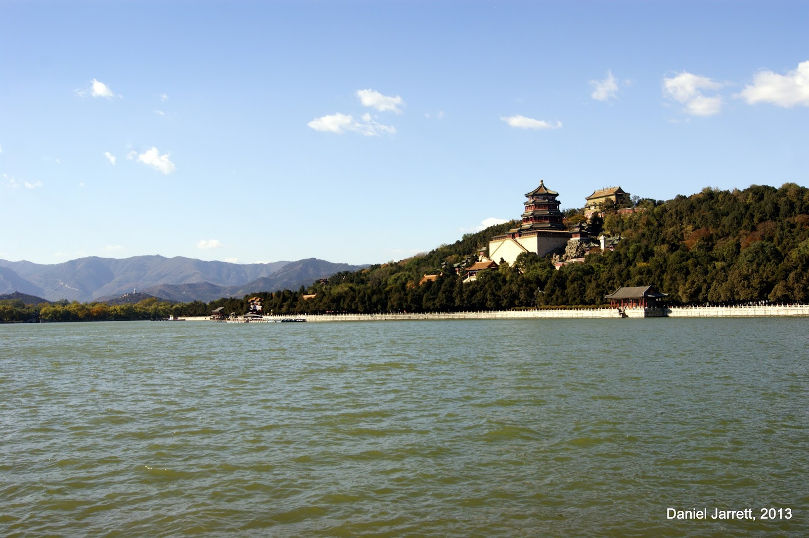 Summer Palace, Lakeside