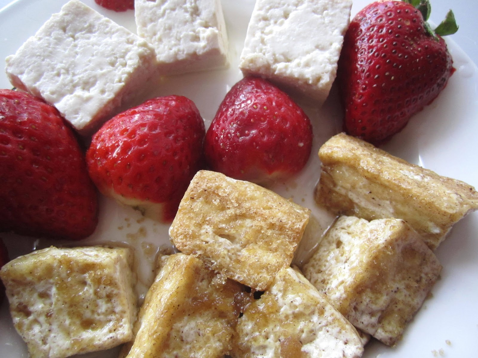 Tofu Breakfast