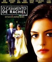 Capa filme estadunidense O casamento de Rachel