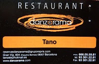 Restaurant Danzarama,