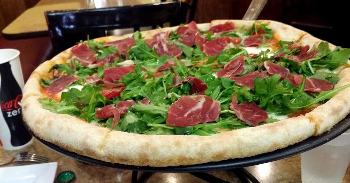 Pizza Quixote: Review: DiMeo\'s Pizzaiuoli Napulitani, Wilmington DE