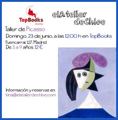 {el Atelier de Chloe} - Taller de Picasso en TopBooks