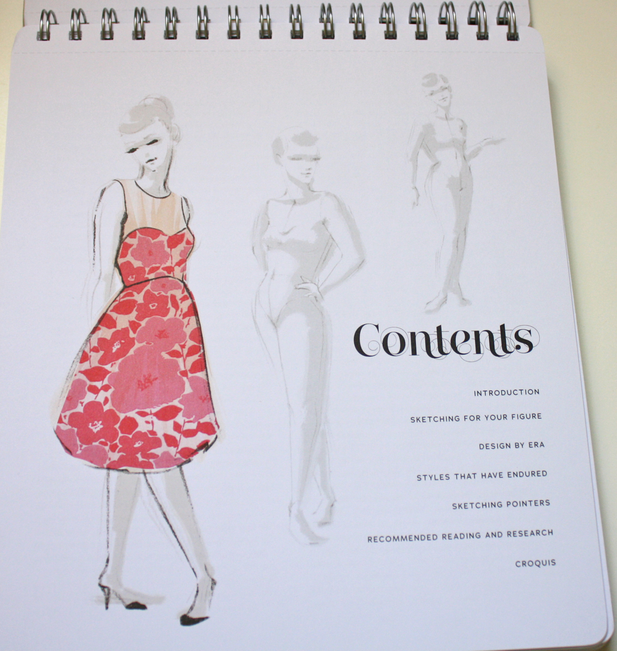 Fashion sketches new fashion sketches - Using Gertie S New Fashion Sketchbook