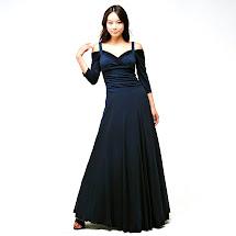 Long Sleeve Evening Dresses for Women
