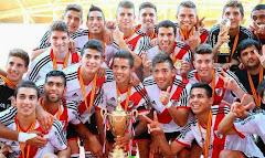 ¡Campeones de la Weinfan Cup!