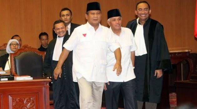 Gugatan Prabowo-Hatta terhadap KPU