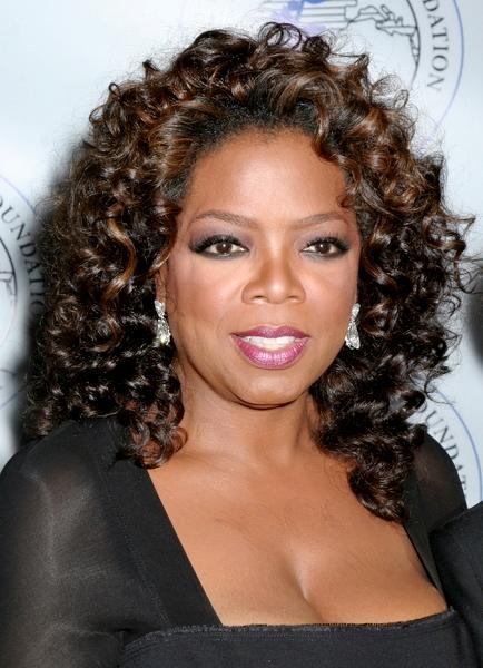 2007 Oprah At The Eli Wiesel Foundation For Humanity S Gala