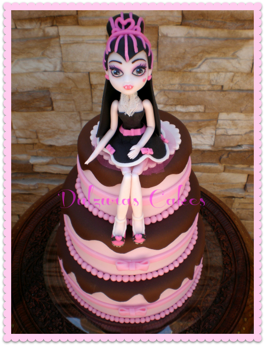 Monster High: Tortas Monster High