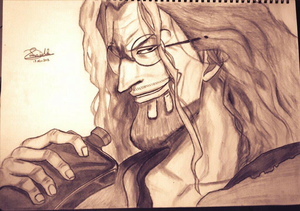 One Piece Chapter 729: Thất Vũ Hải Doflamingo vs. Thất Vũ Hải Law 018