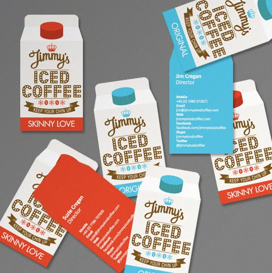 20 Die Cut Business Cards Designs for Inspiration