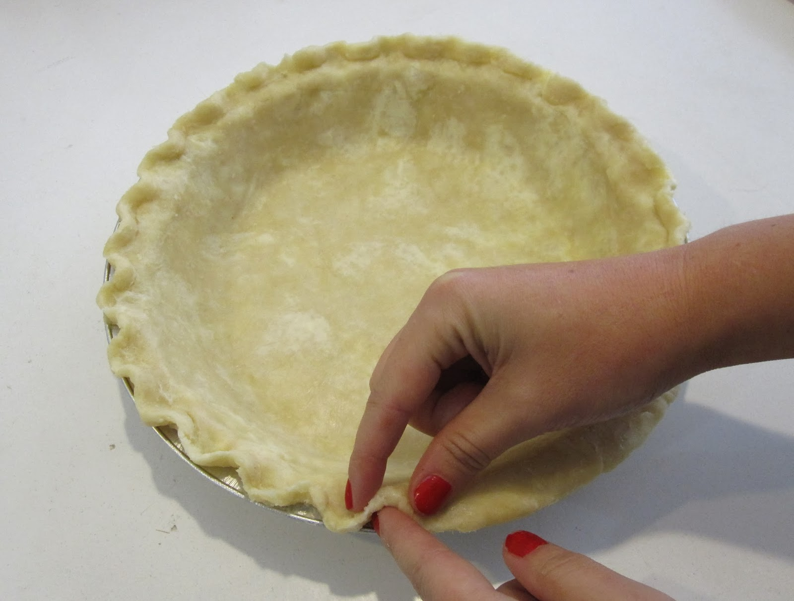 Tips & Tricks For Making A Perfect Pie Crust by hand ...