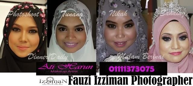 Ati Harun Makeup Artist
