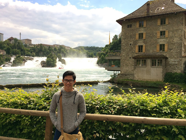wisata, Air terjun,The Rhine Falls,Rheinfall,Switzerland,swiss