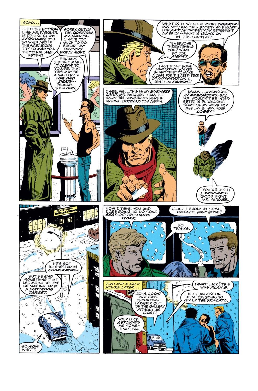 Captain America (1968) Issue #386 #319 - English 12