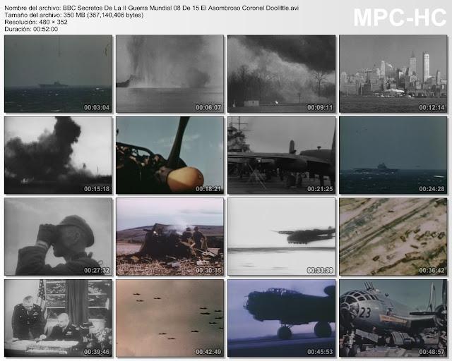 BBC|Secretos de la Segunda Guerra Mundial|DVDRiplMEGA