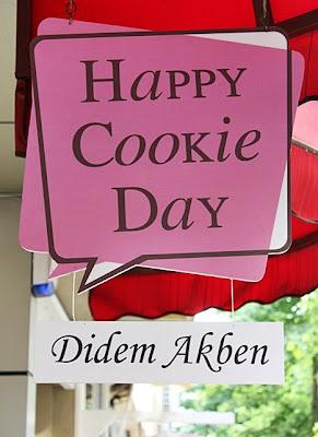 Happy Cookie Day Mart Ayı Eğitim Takvimi