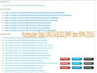 Unduh File Soal UKG  2015 SLB,TK/PAUD,SD,SMP,SMA