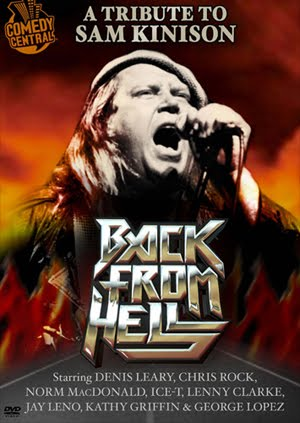 Back from Hell A Tribute to Sam Kinison (2010)