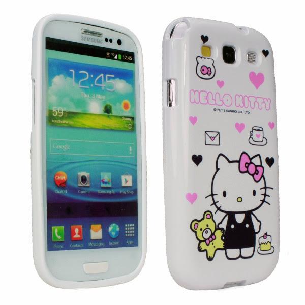Samsung Captivate Hello Kitty Case : Samsung Case