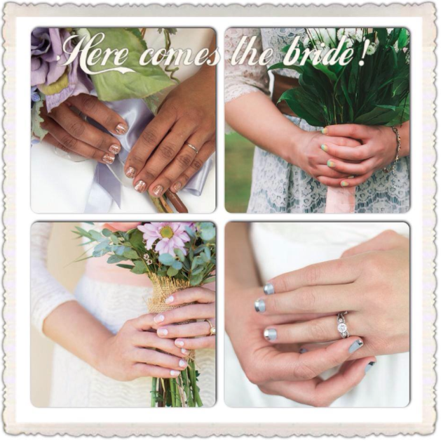 Photo of Jamberry Brides