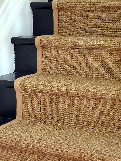 Oliver And Rust A Sisal Stair Runner Story