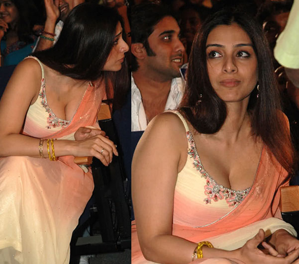 kollywood tollywood tabu unseen in blouse without saree actress pics