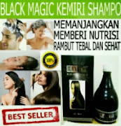 Black Magic Kemiri Shampo