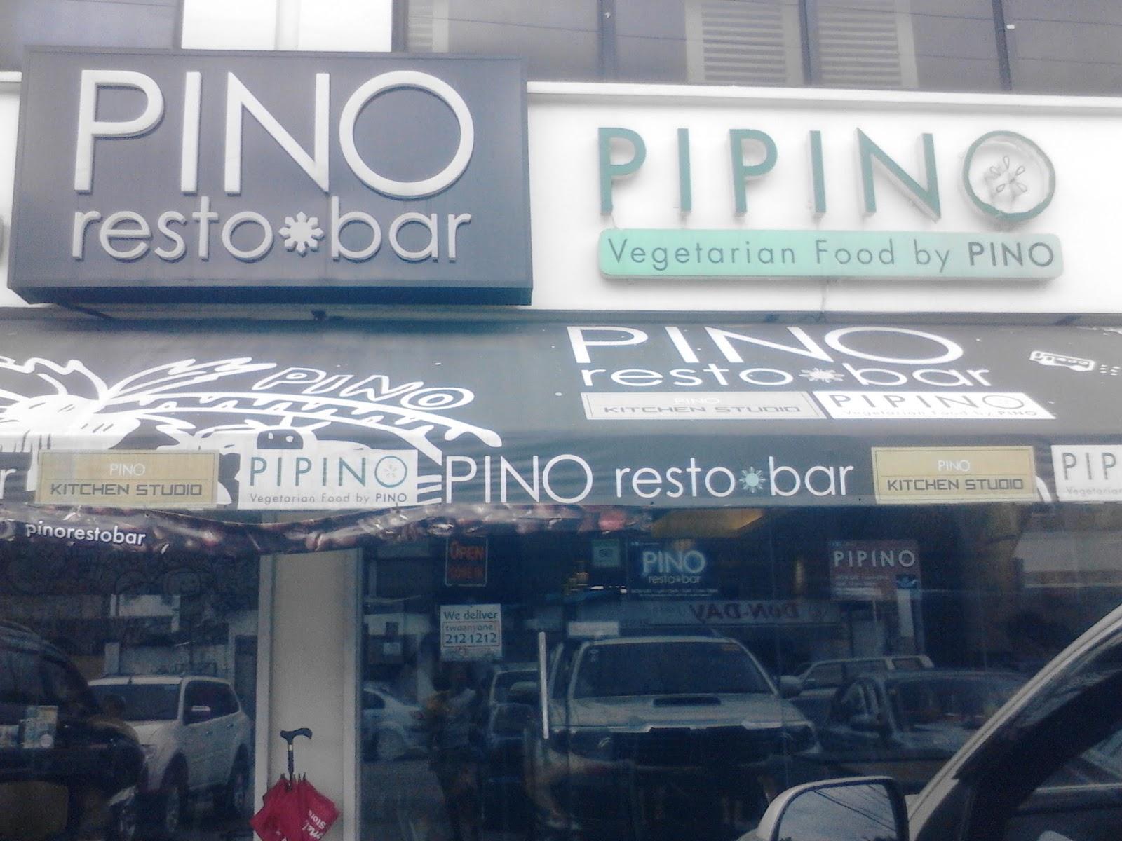 Family M.E.E.L. Time: Pino Resto Bar at UP Teacher\'s Village