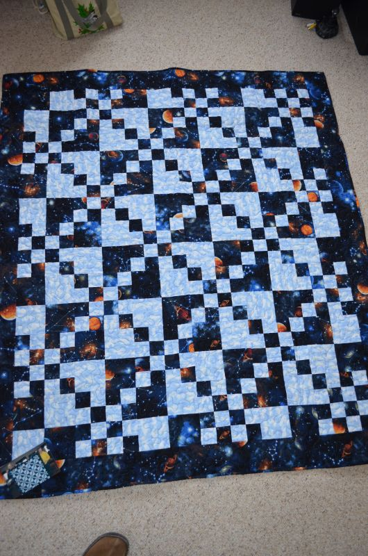 Alycia Quilts: February's Quilts of Valor show