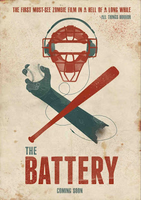 The Battery indie Zombie movie