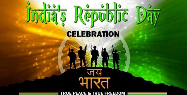 26 January ko Gantantra Divas ki Shubhkamnayen