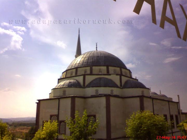 Toki Numan Yazıcı Camii