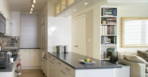 Aprovechar el espacio en cocinas peque as ideas para for Ideas para disenar tu cocina