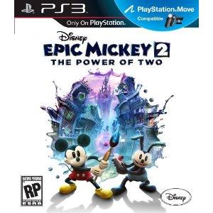 New Disney Interactive Epic Mickey Action 2