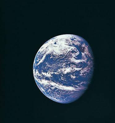Imagem registrada durante a Apollo 11 - Divulgação
