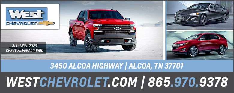 West Chevrolet | Tennessee Chevy News