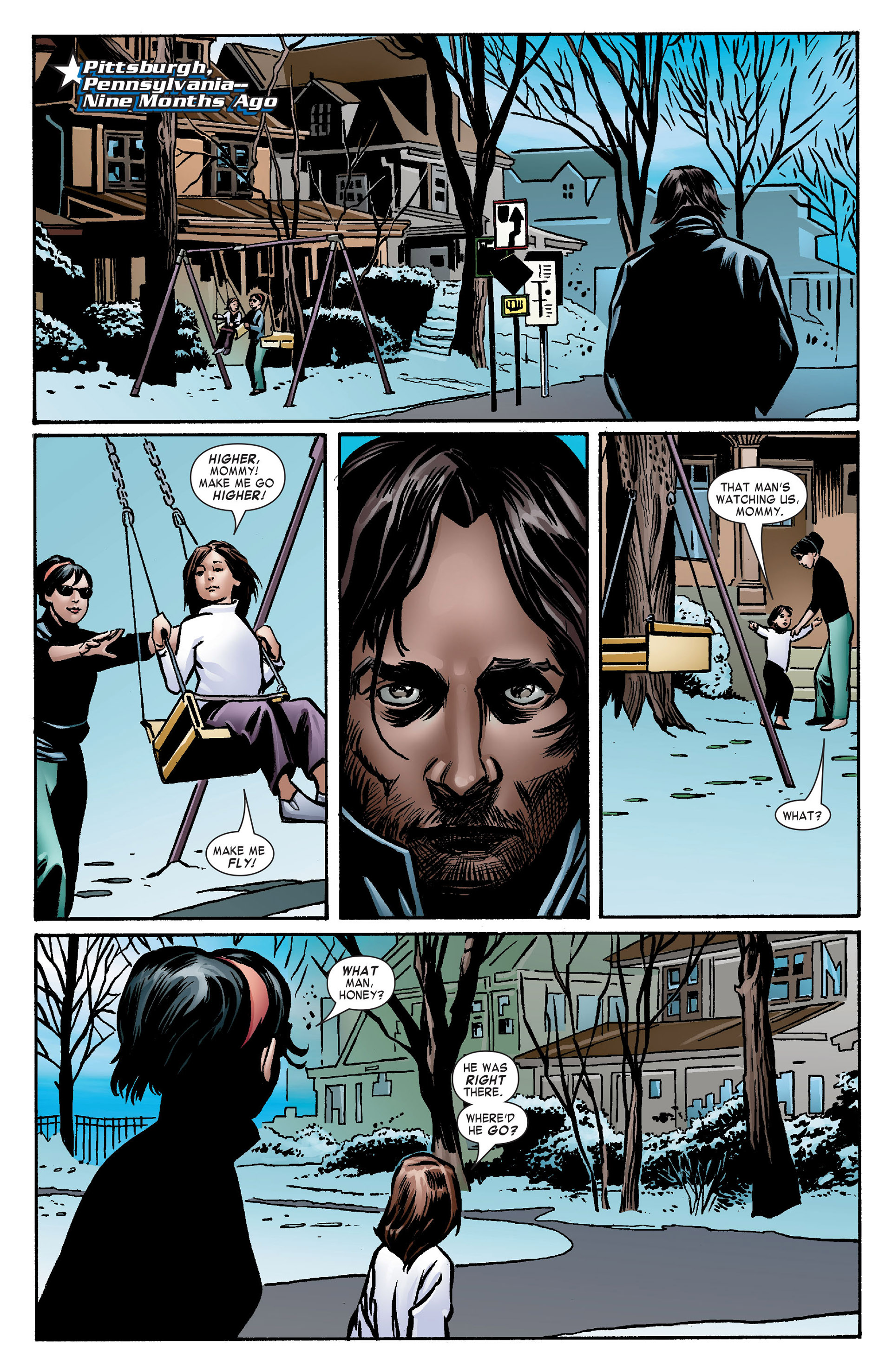 Captain America (2005) Issue #7 #7 - English 12